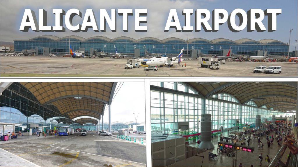 Letiště Alicante – vstupní brána na Costa Blancu