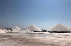 Visit the salt works, Torrevieja